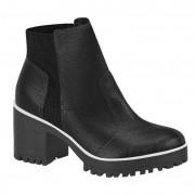 PRÉ-VENDA - Ankle Boots Sola Tratorada Moleca