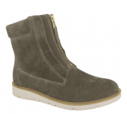 PRÉ-VENDA - Bota Ankle Boots Flatform Ramarim