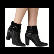 PRÉ-VENDA - Oxford Ankle Boots Salto Mississipi